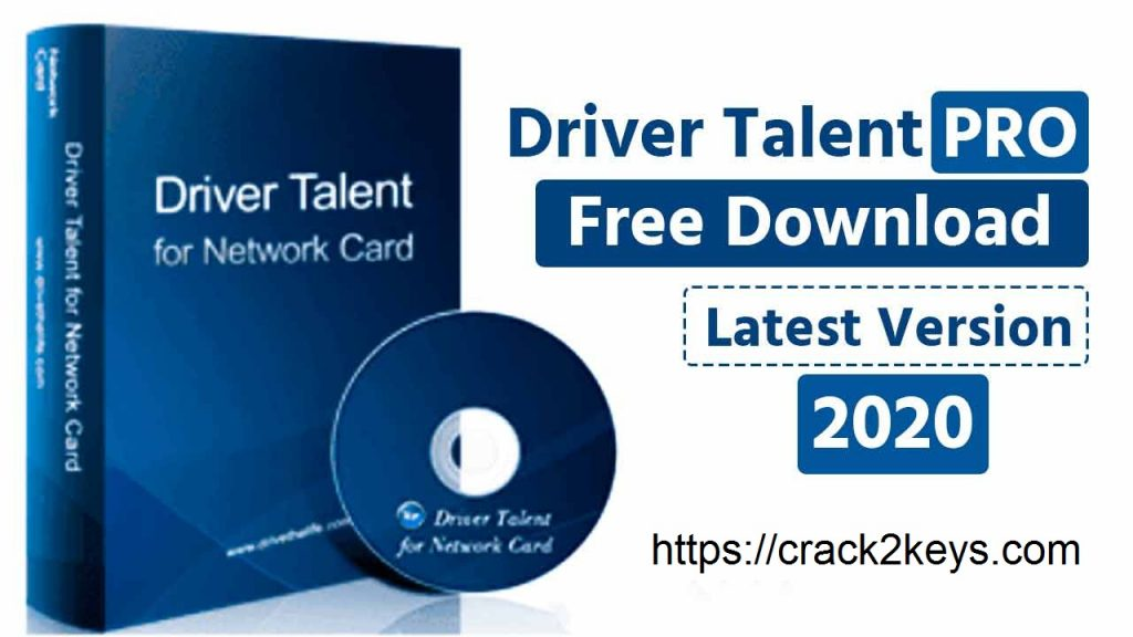 Driver Talent Pro 7.1.28.110 Portable Crack + License Code Download