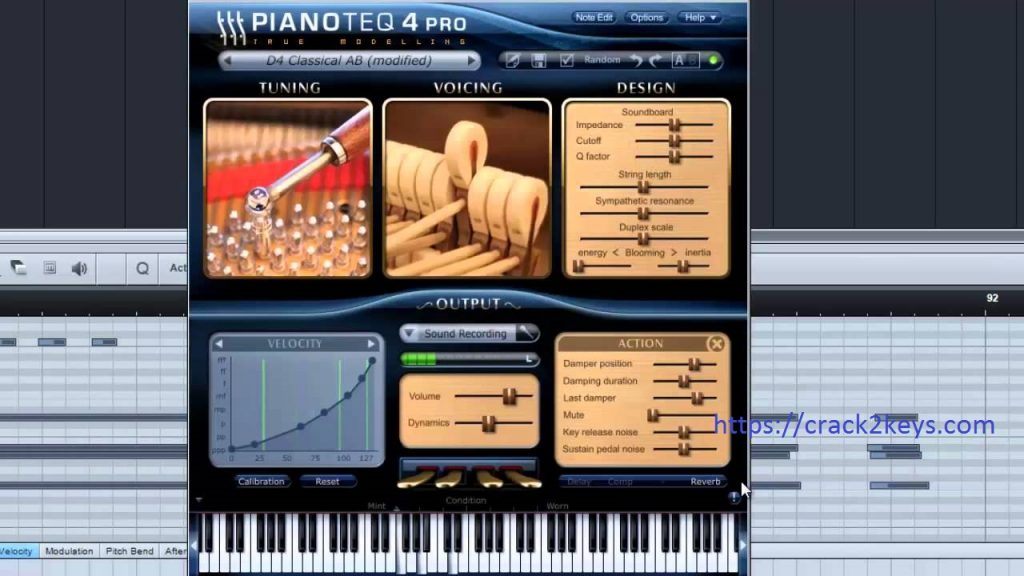 Modartt Pianoteq 6.7.0 Crack + Torrent For Mac VST Free Download (2020)